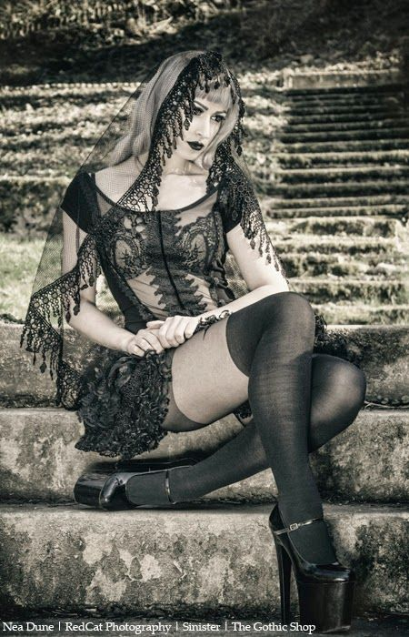 The Gothic Shop Blog: Nea Dune - Redcat Photography - Dune by Sinister