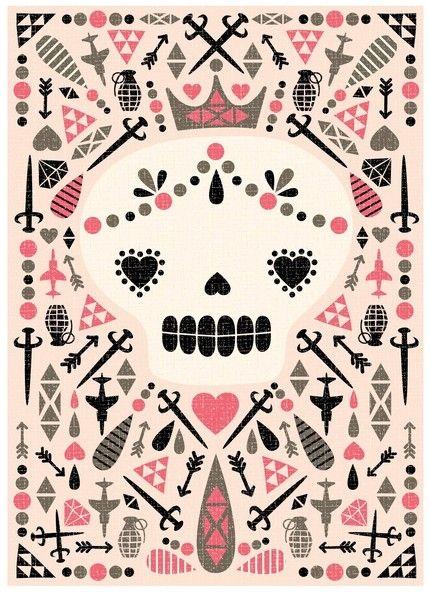 pink los muertos