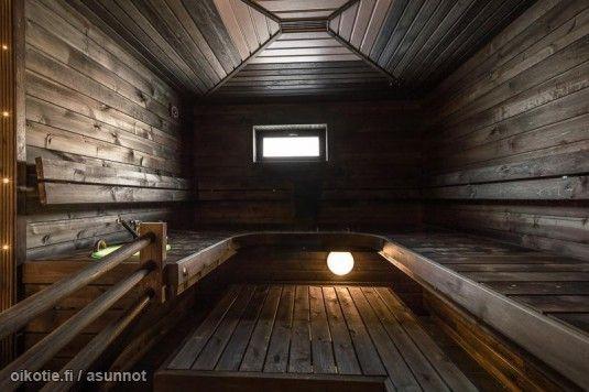 Myynnissä - Rivitalo, Klaukkala, Nurmijärvi:  #sauna #oikotieasunnot #mustasauna