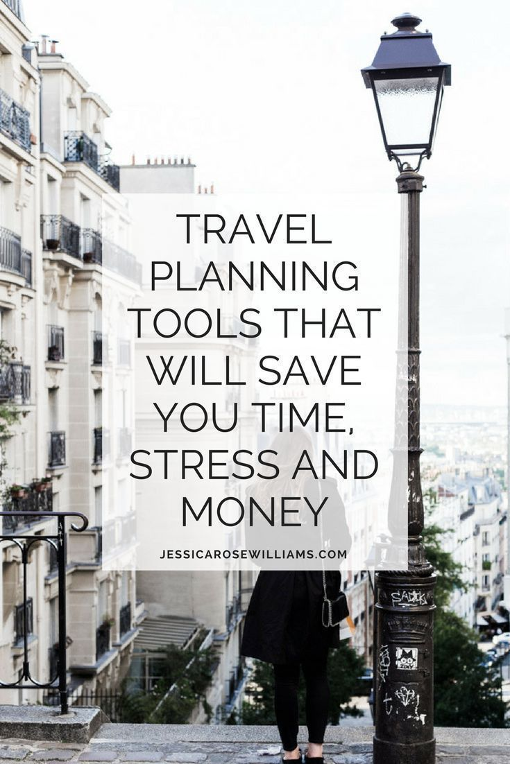 My favourite travel planning tips and tricks that help save me time, money and stress when I'm planning a trip.