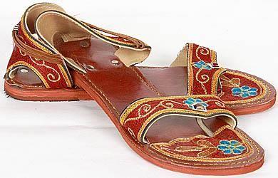Индийская обувь заказать
