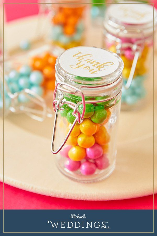 Celebrate It Occasions Glass Snap Top Favor Jars In 2020