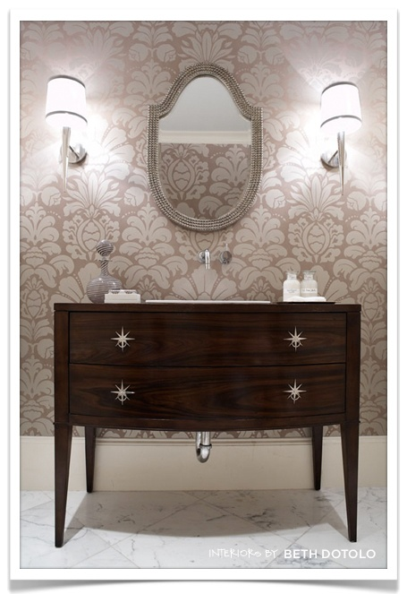Elements of decor symmetry pulp on decormentor pinterest for Bathroom design hashtags