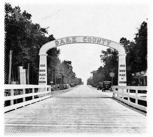 1950 Photos Of Nags Head North Carolina Memorial