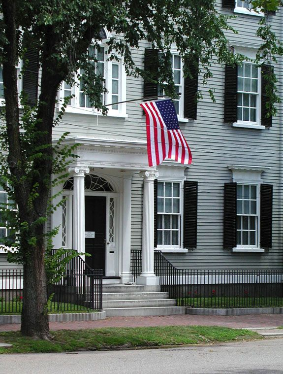 Federal Architecture | Ask The Authors-Questions about The Federal Style