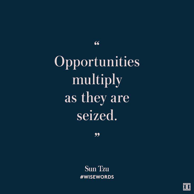 #WiseWords from Sun Tzu