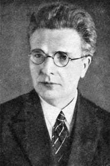 Antonín Procházka, asi 1932