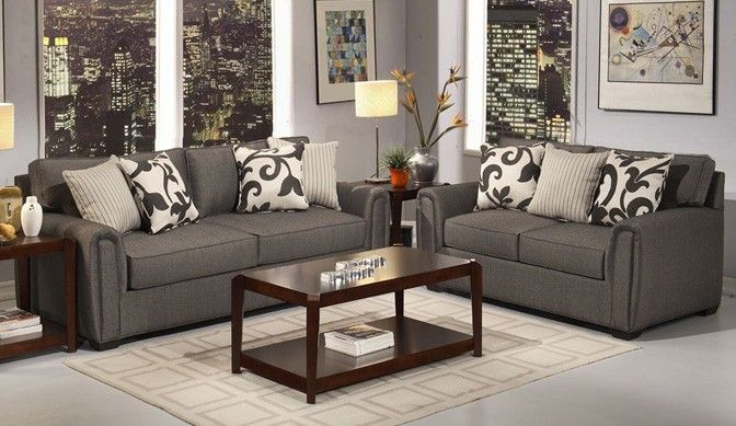 Grey sofa set home designs pinterest grey sofa set for Gray red living room ideas