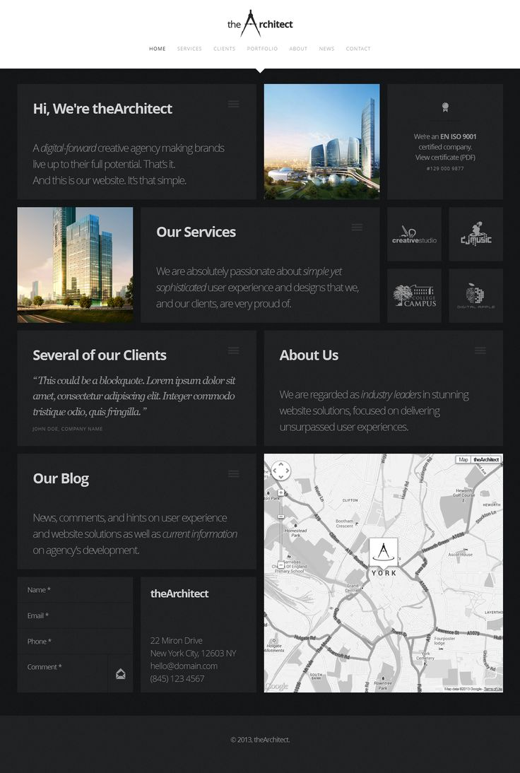 15 best HTML|HTML5|CSS Templates images on Pinterest | Website ...
