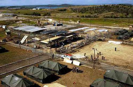 Guantanamo Bay detention camp - Wikipedia, the free encyclopedia