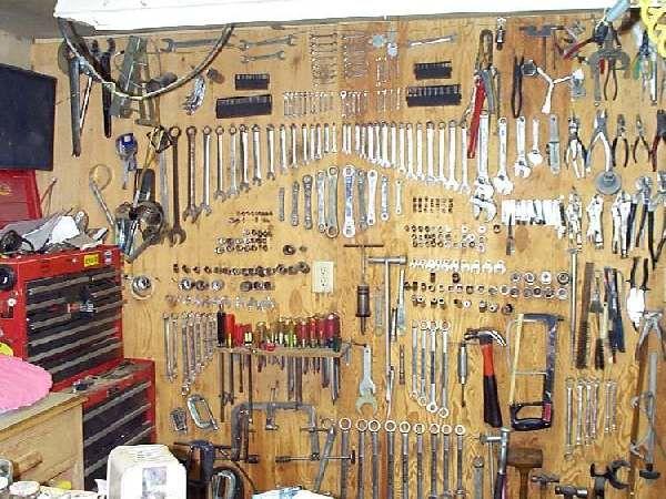 205 Best Tool Storage Images On Pinterest