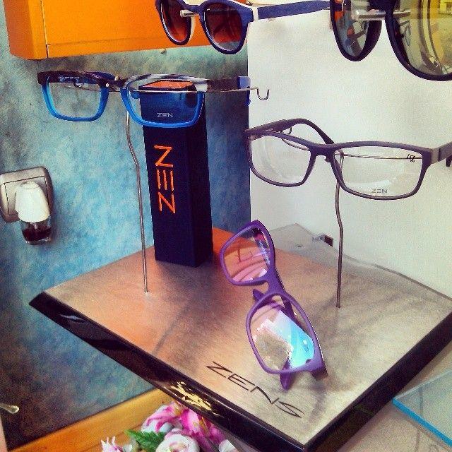 #lookoptics #eyewear #eyewearstore #sunglasses #FASHION #colors #Zen #barcelona