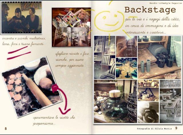 Backstage Nordic Lifestyle Magazine http://issuu.com/nordic_lifestyle