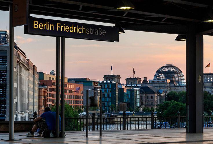 2013 Berlin - Bahnhof Friedrichstraße