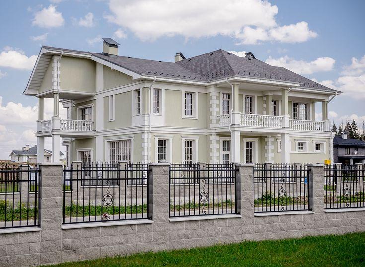 Дом №73 «Английская усадьба»