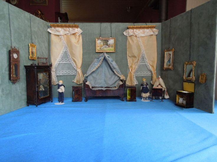 Jugendstil schlafzimmer ~ 88 best antike puppenstubenmöbel images on pinterest doll houses