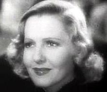 "Jean Arthur as Louise ""Babe"" Bennett in Mr. Deeds Goes to Town"