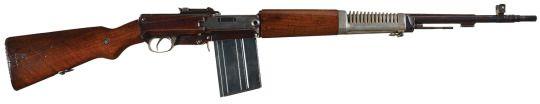 Lock, Stock, and History : Rare Czech Model ZH29 semi automatic rifle...