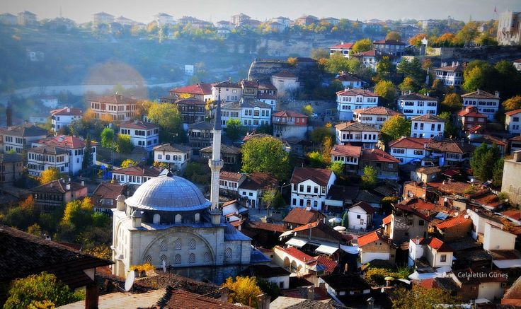 Morning in Safranbolu by Celalettin Güneş on 500px