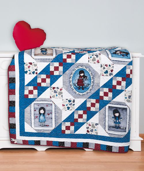 Simple Patches by Sue Harvey and Sandy Boobar (from The Quilter Magazine June/July 2014 issue)   www.thequiltermag.com