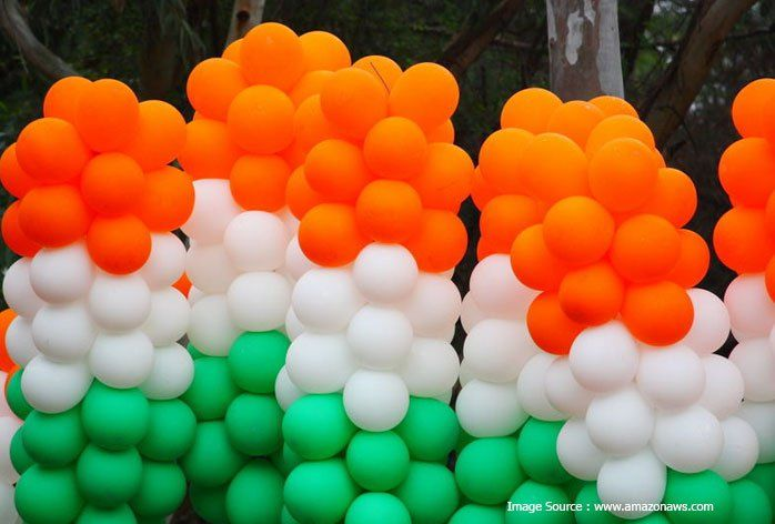 Exceptional Get Bunches Of Balloons In Tricolour. Http://www.decoinch.com · Office  DecorationsBalloonsGlobesBalloon