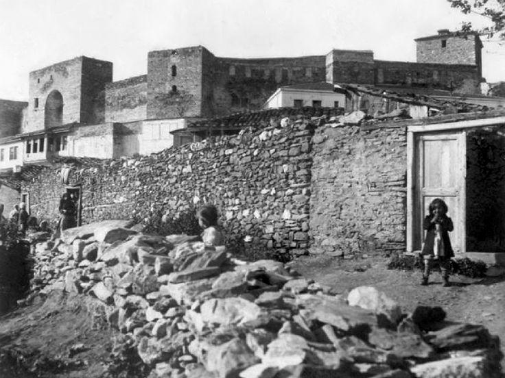 Σπίτια στα Κάστρα