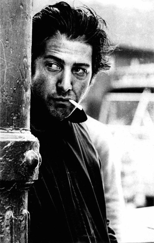 Dustin Hoffman by Steve Schapiro