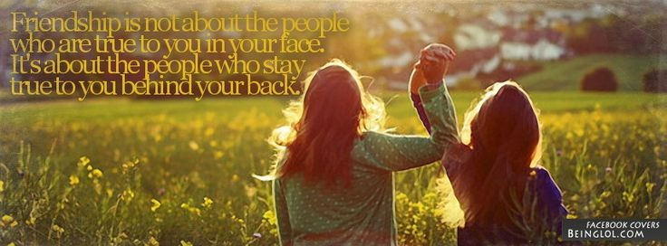 People Who Stay True Facebook Timeline Cover