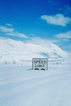 Meanwhile, in Alaska.....