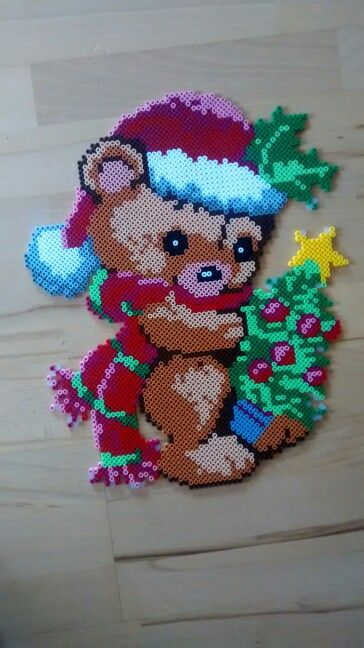 Jule bamse