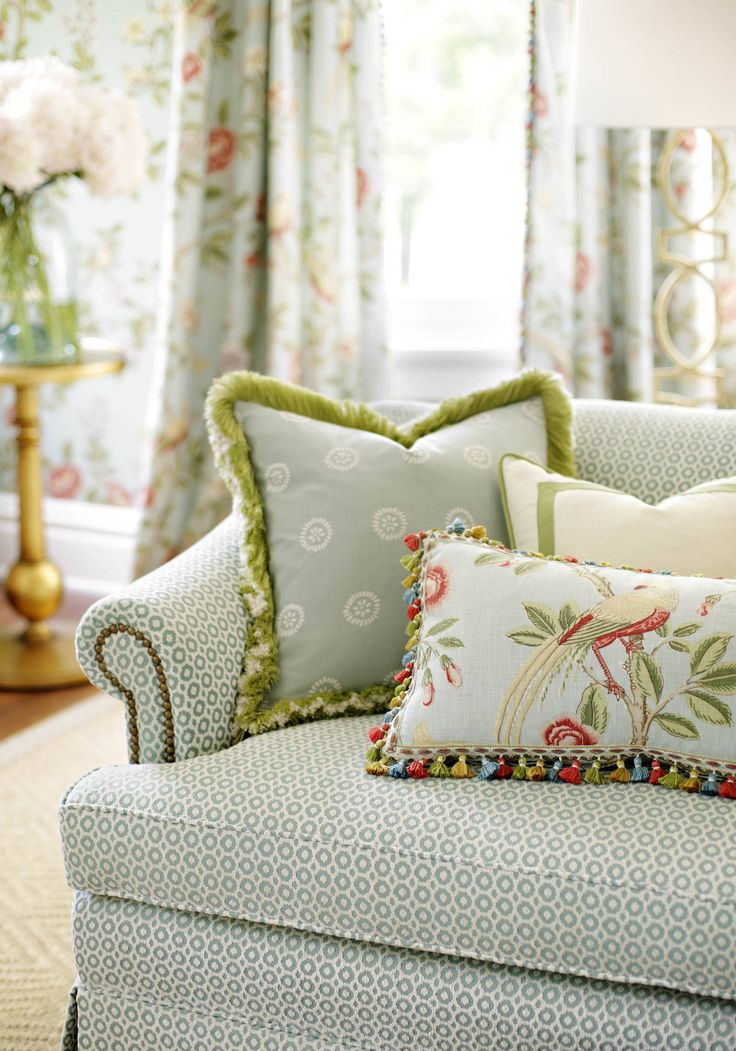 Good My Favorite Thibaut Fabrics Leon, Cardiff And Newman