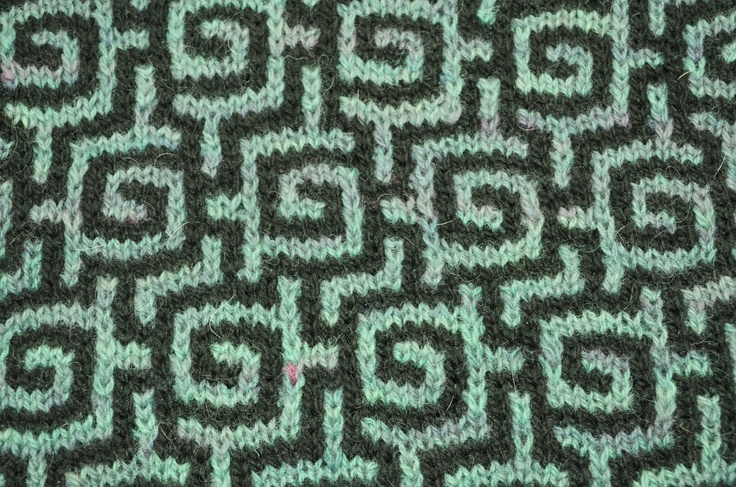 Knitting Patterns For Dummies : Best images about knitting mosaic and slipped stitches