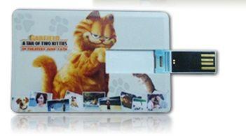 Siapa penyuka Garfield? Dia muncul dalam USB Flashdisk Kartu lucu! - http://pusatflashdisk.com/siapa-penyuka-garfield-dia-muncul-dalam-usb-flashdisk-kartu-lucu/