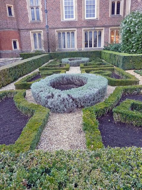 100 Best Knot Gardens Images On Pinterest