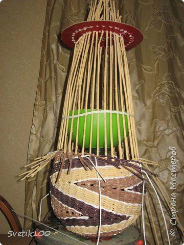 Поделка изделие Плетение Зигзагомания продолжается Бумага газетная фото 3