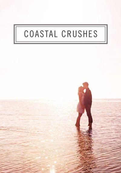 Sneak a kiss during dusk - Coastal Crushes