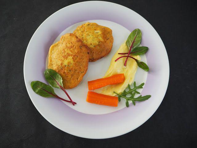 SMAKI FRANCJI współczesna kuchnia francuska: WEGETARIAŃSKIE PLACUSZKI Z TOFU
