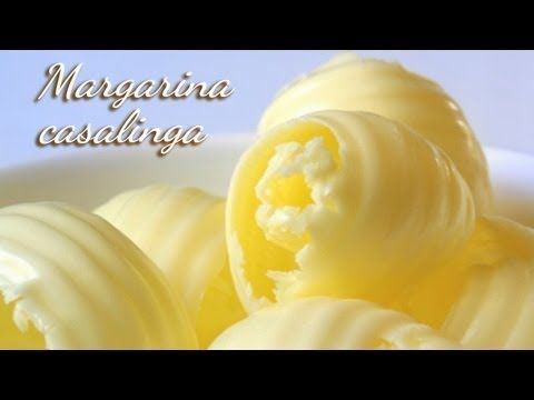 ▶ Margarina casalinga (alternativa al burro e alla margarina industriali) - YouTube
