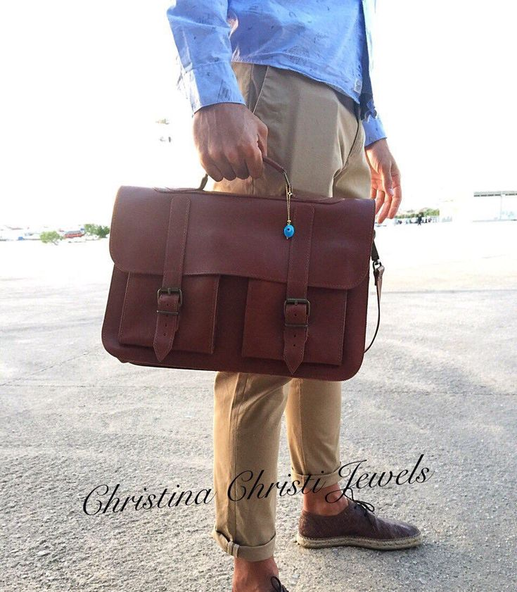 Excited to share the latest addition to my #etsy shop: Brown Leather Briefcase, 15 inch Laptop Bag, Messenger Bag, Brown Briefcase, Men's Briefcase, Brown Messenger Bag, Handbag, Made in Greece. http://etsy.me/2yUhuDl #bagsandpurses #messenger #brown #leatherbriefcase