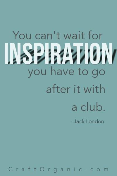 Jack London quote