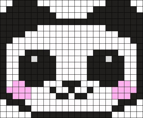 78 best PIXEL ART images on Pinterest | Pearler beads, Fuse beads ...