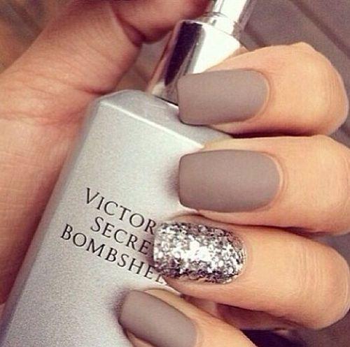 Imagem de nails, glitter, and victoria secret