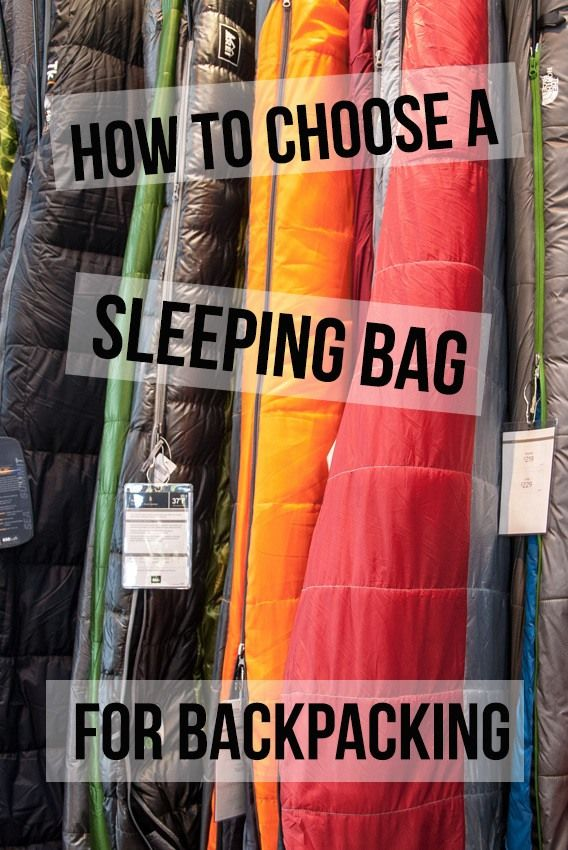 Warmth to weight ratio, down vs synthetic & temperature ratings. Learn how to choose the best lightweight backpacking sleeping bag for your next adventure.