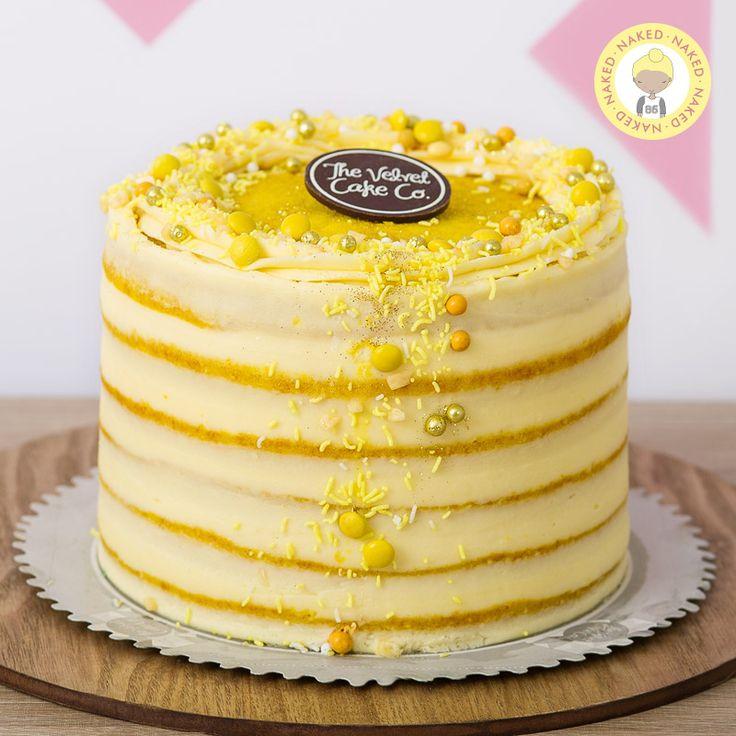 Velvet YELLOW | The Velvet Cake Co