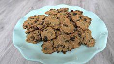 Gezonde koekjes, zonder suiker met Appelmoes!
