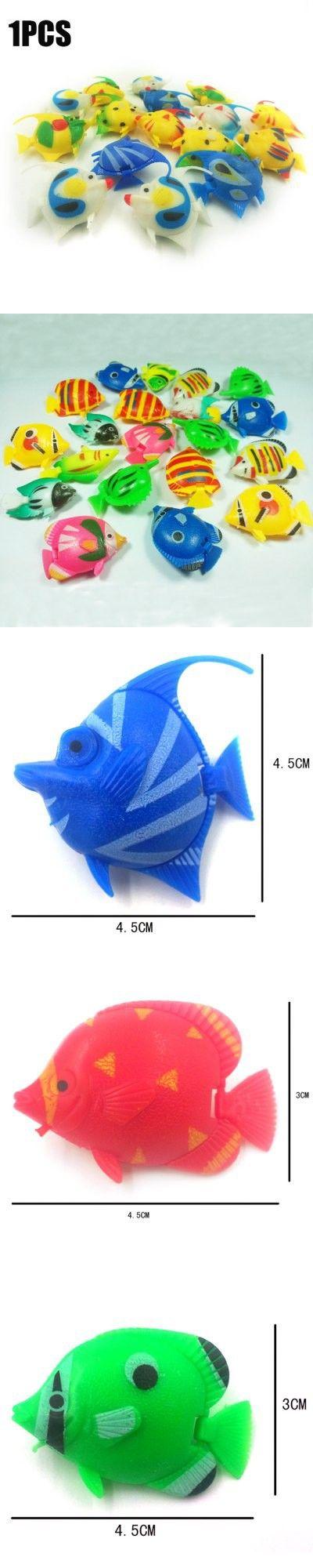 Artificial Plastic Fish Tank Aquarium Decoration