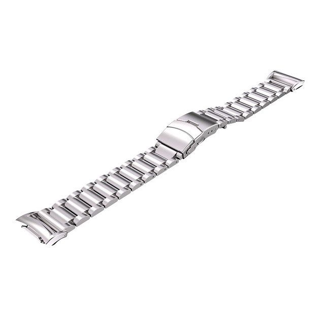 2017 Superior Quality Genuine Stainless Steel Bracelet Smart Watch Band Strap For Samsung Gear Fit 2 SM-R360 SEPT2