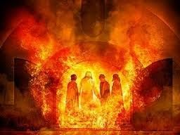 """The Story of Shadrach, Meshach & Abedego is a story of total and complete faith. It can be summed up in these three verses: """"O Nebuchadnezzar, we do not need to defend ourselves before you in this matter. If we are thrown into the blazing furnace, the God we serve is able to save us from it, and he will rescue us from your hand, O king. But even if he does not, we want you to know, O king, that we will not serve your gods or worship the image of gold you have set up"""" (Daniel 3:15-18)."""