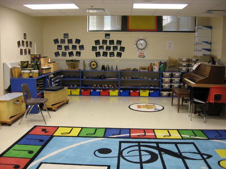 PLN Project: Elementary Music Classroom Setup | Music Ed Portfolio: Adam Peterson