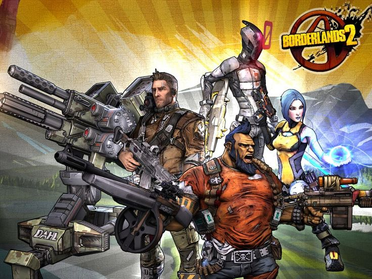 Borderlands 2 Gameplay & Review